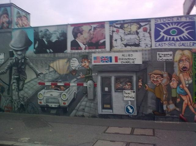 A Berlini fal.