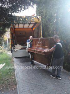 Pianínószállítás
