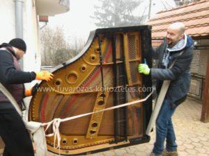 Zongoraszállítás Dunakeszin